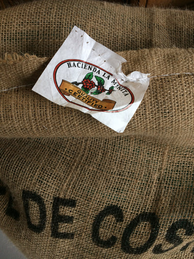 La Manita Quality certified coffee - permaculture coffee
